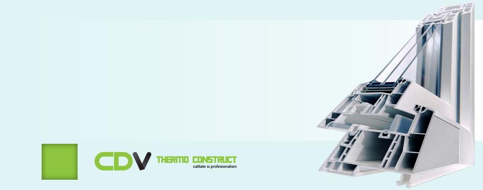 CDV Thermo Construct - Botosani