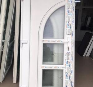 Tamplarie PVC si geam termopan Cipribon